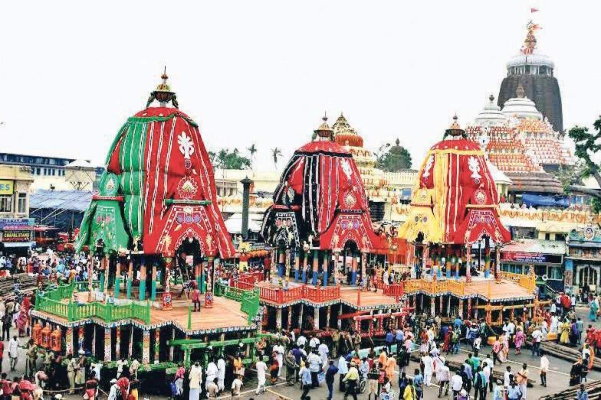 Jagannath Puri Temple Rath Yatra 2020 - Standing Up for Indic ...